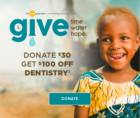 Donate $30, Get $100 Off Dentistry - Temecula Dental Practice and Orthodontics