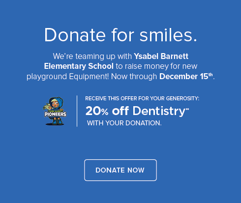Temecula Dental Practice and Orthodontics - Ysabel Barnett Elementary School
